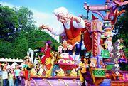 Pinocchio Float Pic