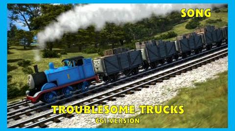 Troublesome Trucks - CGI Version - HD