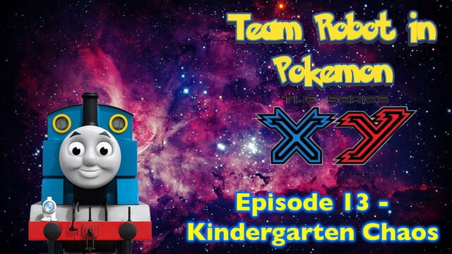 File:Episode 13 - Kindergarten Chaos Poster.jpg