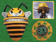 Bee Spinner and Power Disc