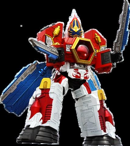 File:Nine Force Phoenix Megazord.png