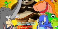 The FT Squad's Adventures in Kung Fu Panda 2