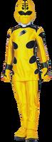 Jungle Fury Yellow Ranger