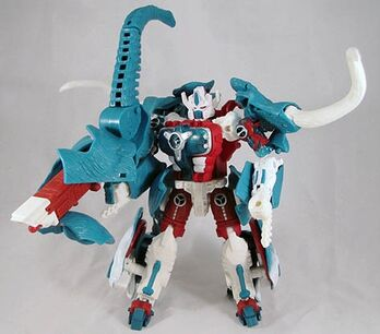 Ultra Mammoth (robot mode)