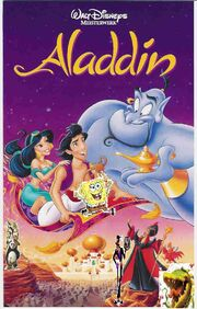 Spongebob and friends meet aladdin verson 2.