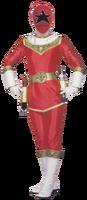 Red Zeo Ranger (Female)