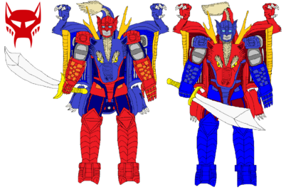 Beast Wars Dragon Brothers