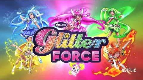 Glitter Force Theme Song