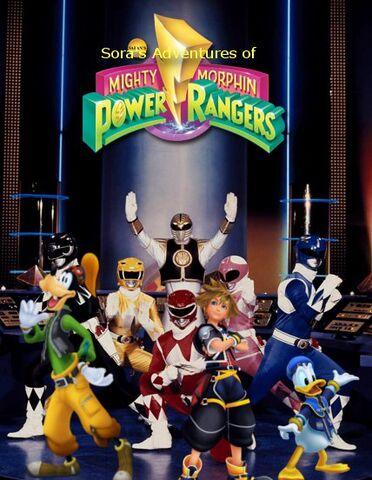 File:Sora's Adventures of Mighty Morphin Power Rangers Season 3 poster.jpg