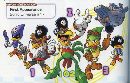 Battle Bird Armada