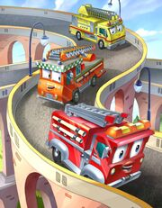 Firehouse tales