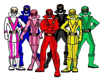 Millennium Rangers