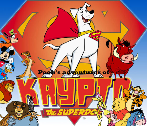 File:Pooh's adventures of Krypto the Superdog Poster.jpg