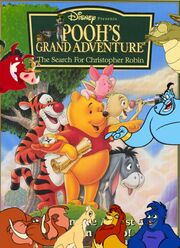 Pooh's Grand Adventure poster
