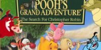 Simba, Timon, Pumbaa, and Pooh's Grand Adventure: The Search for Christopher Robin