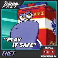 Chet on Turbo FAST