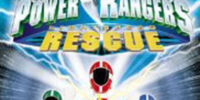 Sora's Adventures of Power Rangers Lightspeed Rescue