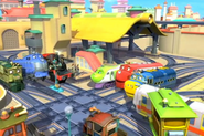 Chuggington City 1