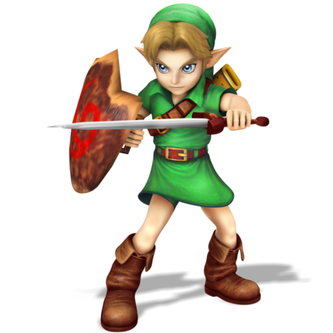 File:Young link smash bros style render by nibroc rock-d9703zs.png