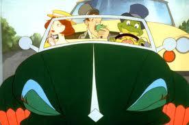 Freddie's Car