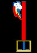 Rainbow Dash's Keyblade