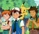 Ash's Adventures Series