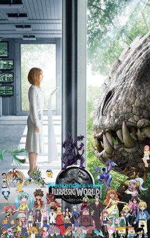 File:Weekenders visits Jurassic World-0.jpg