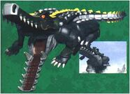 Alligator Zord