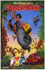 Pooh's Adventures of The Jungle Book Poster
