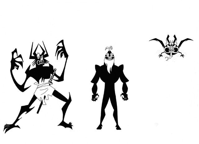 File:The Many Forms Of Aku VII by Nes44Nes.jpg