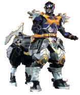 Centaur Megazord