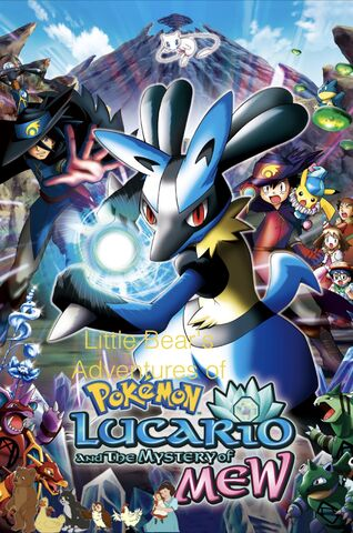 File:Little Bear's Adventures of Pokémon- Lucario and the Mystery of Mew.jpg