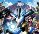 Little Bear's Adventures of Pokémon: Lucario and the Mystery of Mew