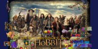 Wilson, Brewster, Koko, and The Hobbit: An Unexpected Journey