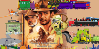 Thomas and Twilight Sparkle's Adventures with Indiana Jones and The Last Crusade