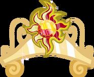 Sunset Shimmer's Crown