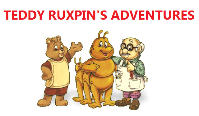 File:Teddy Ruxpin's Adventures Series logo.png