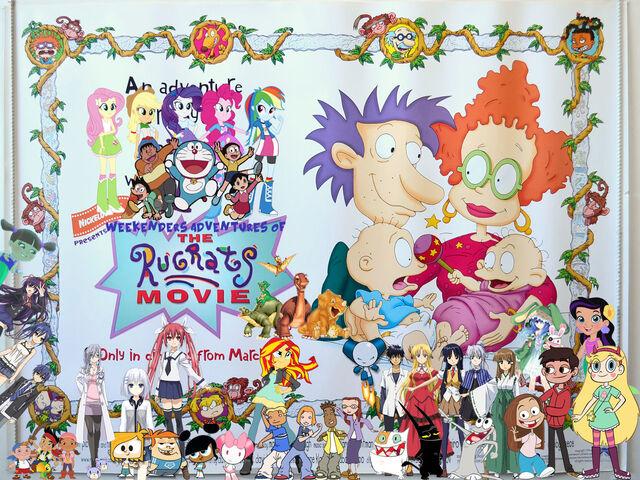 File:Weekenders Adventures of The Rugrats Movie (Remake).jpg