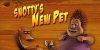 Snotty's New Pet/Transcript