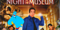 Simba, Timon, and Pumbaa's Adventures of Night at the Museum