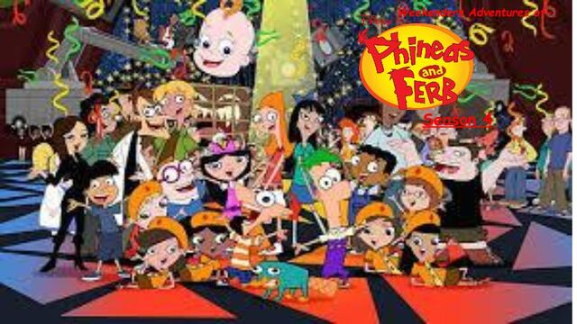 File:Weekenders Adventures of Phineas and Ferb S4 Poster.jpg