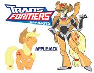 Applejack transformer