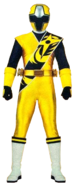 Ninja Force Yellow Ranger
