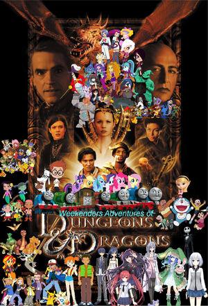 Weekenders Adventures of Dungeons and Dragons