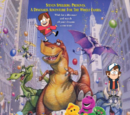 Barney's Adventures of We're Back! A Dinosaur's Story