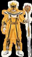 Yellow Mystic Ranger (Legend mode)