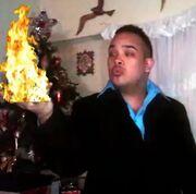 Ralphie the Fire King