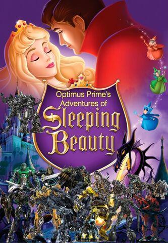 File:Optimus Prime's Adventures of Sleeping Beauty poster.jpg