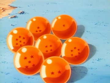 Namekian Dragon Balls