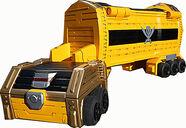 Super Mega Wheeler Zord